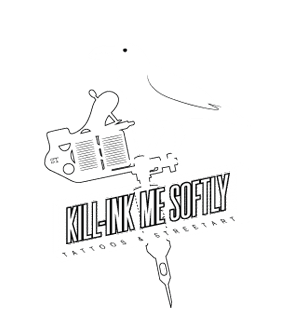 Kill-Ink Me Softly - Logo