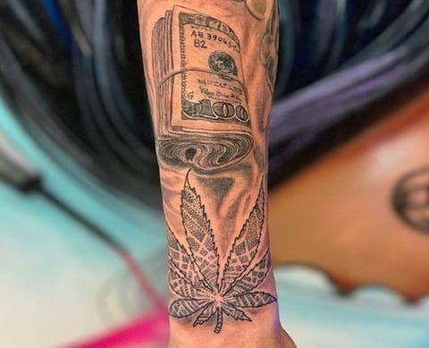 Geld Tattoo | unsere Referenz